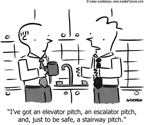 elevator pitch 1